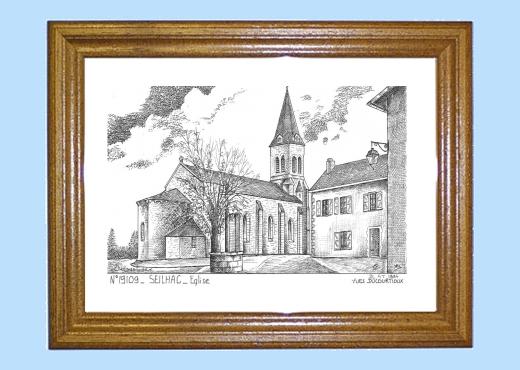cartes postales de seilhac 19 correze yves ducourtioux editeur souvenirs ville departement