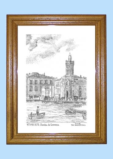 Cartes postales de sete 34 herault yves ducourtioux - Chambre de commerce 92 ...