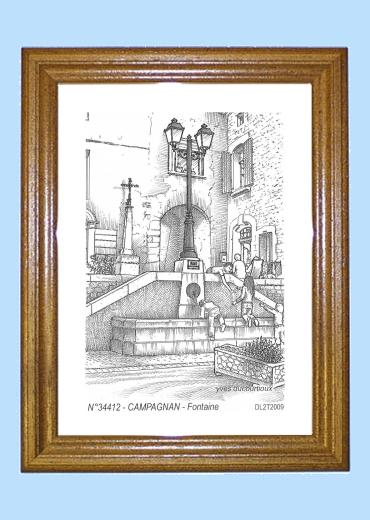 cartes postales de cagnan 34 herault yves ducourtioux editeur souvenirs ville departement