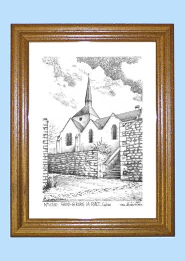 Cartes postales de st gervais la foret 41 loir et cher - Piscine foret noire allemagne saint denis ...