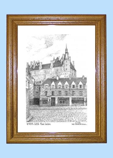 cartes postales de gien 45 loiret yves ducourtioux editeur souvenirs ville departement