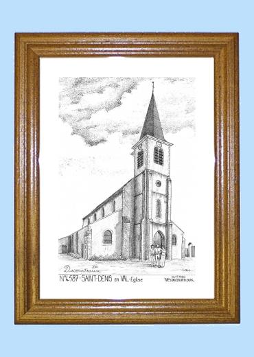 Cartes postales de st denis en val 45 loiret yves ducourtioux editeur souvenirs ville departement - Piscine foret noire allemagne saint denis ...