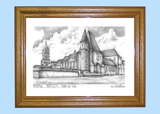 Cartes postales de bresles 60 oise yves ducourtioux for Piscine de bresles