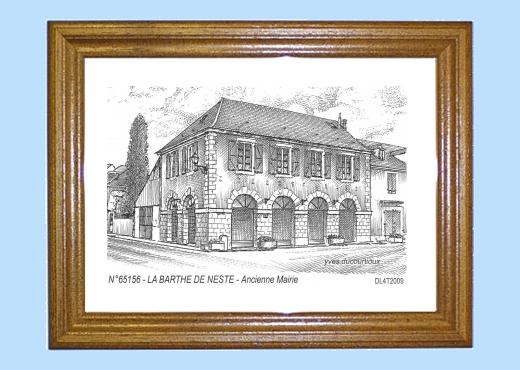 Cartes Postales de CAMALES 65 Hautes Pyrenees Yves  ~ Ent Bois De La Barthe