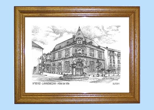 Cadeaux souvenirs de CAMPISTROUS 65 Hautes Pyrenees Yves  ~ Bois Lannemezan