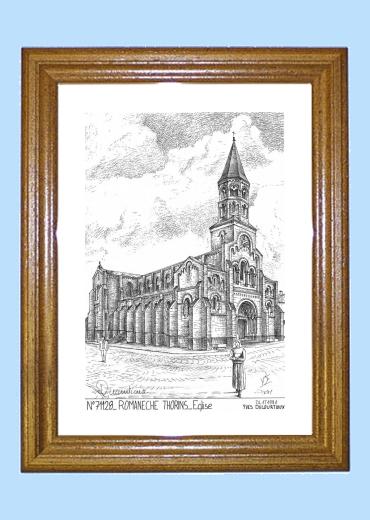 cartes postales de romaneche thorins 71 saone et loire yves ducourtioux editeur souvenirs