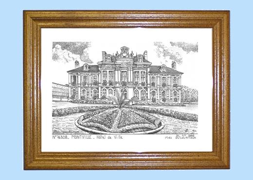 cartes postales de montville 76 seine maritime yves ducourtioux editeur souvenirs ville. Black Bedroom Furniture Sets. Home Design Ideas