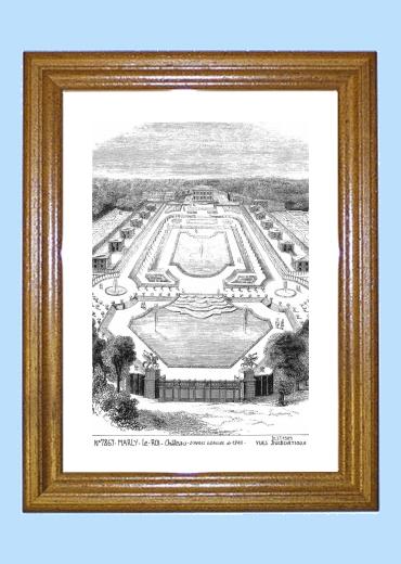 cartes postales de marly le roi 78 yvelines yves ducourtioux editeur souvenirs ville departement