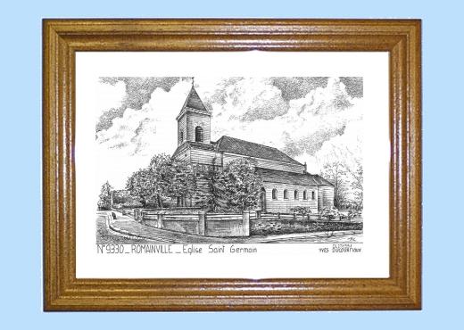 Cartes postales de romainville 93 seine saint denis yves ducourtioux editeur souvenirs ville - Piscine foret noire allemagne saint denis ...