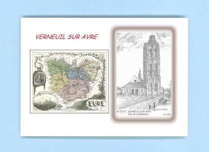 Cartes postales de gauciel 27 eure yves ducourtioux for Piscine verneuil sur avre