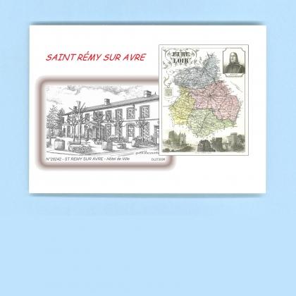 Cadeaux souvenirs de meauce 28 eure et loir yves for Recherche hotel sur carte