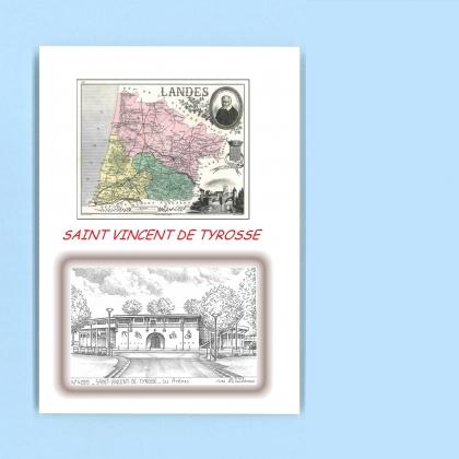 Cadeaux souvenirs de st vincent de tyrosse 40 landes yves for Piscine saint vincent de tyrosse