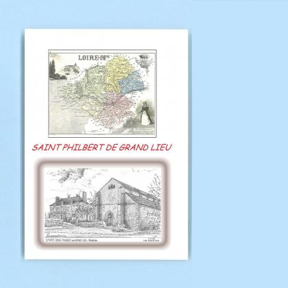 Cartes postales de st philibert 56 morbihan yves for Piscine st philbert de grand lieu horaire