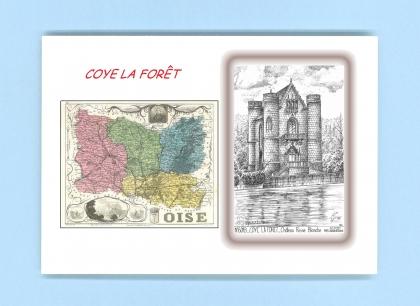 Cadeaux souvenirs de rochy conde 60 oise yves ducourtioux - Meteo coye la foret ...