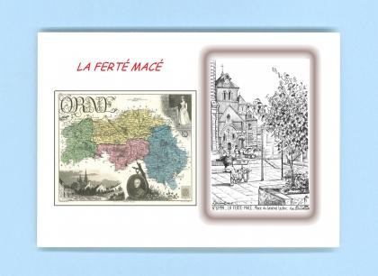 Cartes postales de cahan 61 orne yves ducourtioux editeur for Piscine la ferte mace