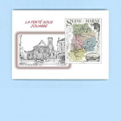 cartes postales de la ferte sous jouarre 77 seine et marne yves ducourtioux editeur souvenirs. Black Bedroom Furniture Sets. Home Design Ideas