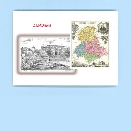 Limoges Place d Aine Titre Place d Aine