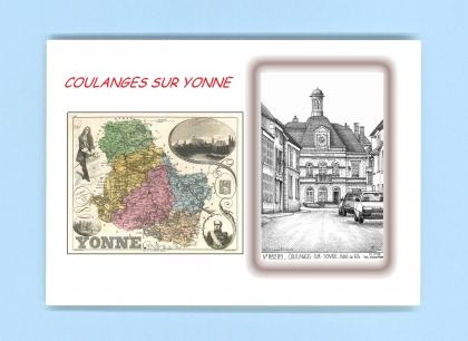 Cartes postales de merry la vallee 89 yonne yves for Recherche hotel sur carte