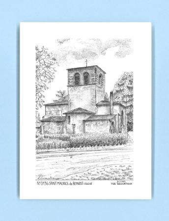Cartes postales de st maurice de beynost 01 ain yves - Piscine saint maurice de beynost ...