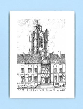Cartes postales de nogent 52 haute marne yves ducourtioux for Recherche hotel sur carte
