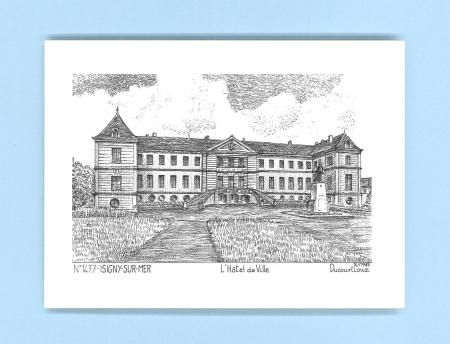 Cartes postales de isigny sur mer 14 calvados yves for Recherche hotel sur carte