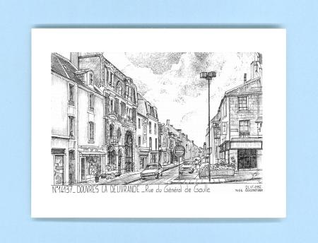 Cartes postales impression noir sur la ville de douvres la for Piscine douvres la delivrande
