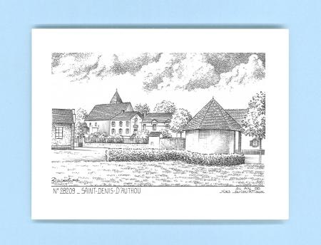 Cartes postales de varize 28 eure et loir yves ducourtioux editeur souvenirs ville departement - Piscine foret noire allemagne saint denis ...
