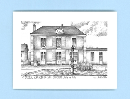 Cartes postales de chanceaux 21 cote d or yves for Recherche hotel sur carte