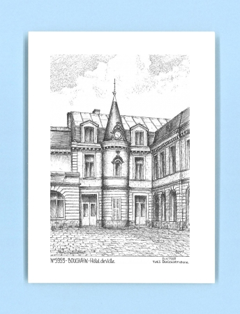 Cartes postales de bouchain 59 nord yves ducourtioux for Recherche hotel sur carte