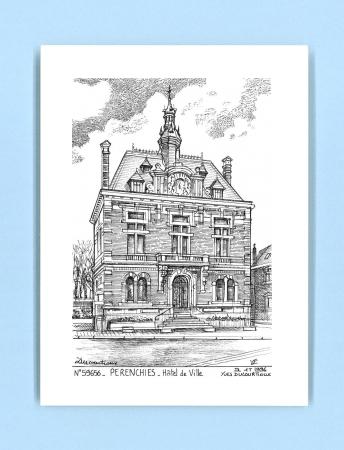 Cadeaux souvenirs de perenchies 59 nord yves ducourtioux for Recherche hotel sur carte