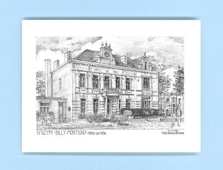 Cartes postales impression noir sur la ville de billy for Recherche hotel sur carte