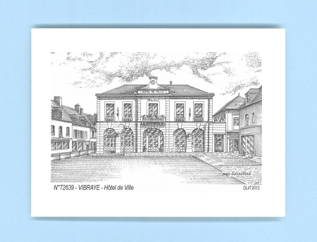 Cadeaux souvenirs de vibraye 72 sarthe yves ducourtioux for Recherche hotel sur carte