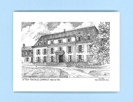Cartes postales de livry sur seine 77 seine et marne yves for Recherche hotel sur carte