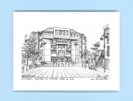 cartes postales de savigny le temple 77 seine et marne yves ducourtioux editeur souvenirs. Black Bedroom Furniture Sets. Home Design Ideas