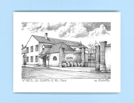 Cartes postales de les essarts le roi 78 yvelines yves for Garage ad les essarts le roi