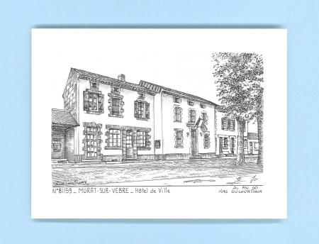 Cartes postales de murat sur vebre 81 tarn yves for Recherche hotel sur carte