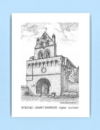 Cartes postales de st sardos 47 lot et garonne yves for Piscine saint sardos