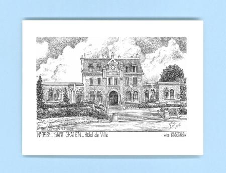 Cartes postales de bouffemont 95 val d oise yves for Recherche hotel sur carte