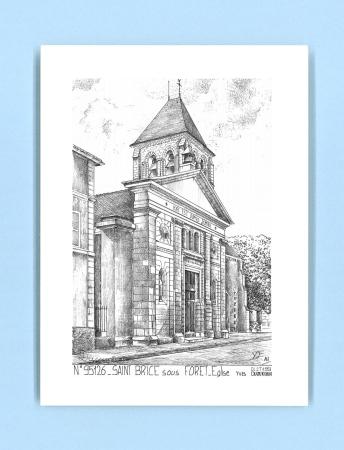 Cartes postales de st brice 61 orne yves ducourtioux editeur souvenirs ville departement - Piscine foret noire allemagne saint denis ...