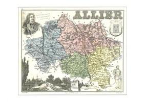 LLL<b>N° 03DPT</b> - Allier