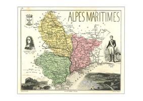LLL<b>N° 06DPT</b> - Alpes maritimes
