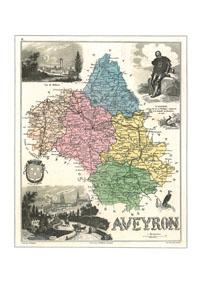 HHH<b>N° 12DPT</b> - Aveyron