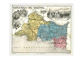 LLL<b>N° 13DPT</b> - Bouches du Rhône