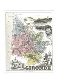 HHH<b>N° 33DPT</b> - Gironde