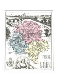 HHH<b>N° 37DPT</b> - Indre et Loire