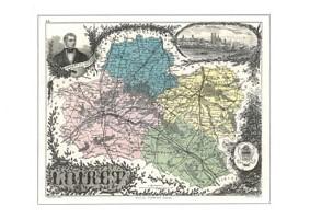 LLL<b>N° 45DPT</b> - Loiret