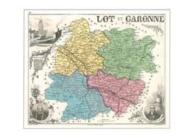 LLL<b>N° 47DPT</b> - Lot et Garonne