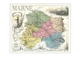 LLL<b>N° 51DPT</b> - Marne