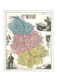 HHH<b>N° 52DPT</b> - Haute Marne