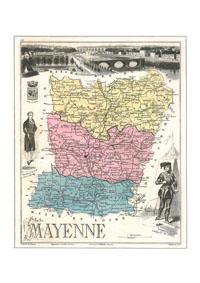 HHH<b>N° 53DPT</b> - Mayenne